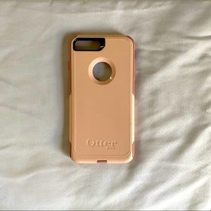 Pink iPhone 7 Plus otterbox case